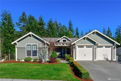 Anacortes Single Family Home For Sale: 2511 Berentson Ct