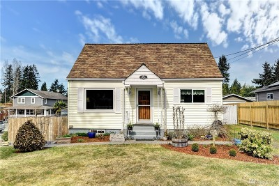 Everett Single Family Home Contingent: 1627 Puget Dr