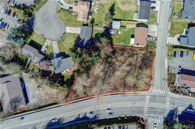 Renton Residential Lots & Land For Sale: 9656 S Carr Rd