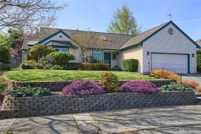 Snohomish Single Family Home For Sale: 6426 142nd St SE
