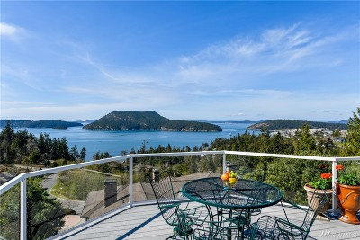 Anacortes Single Family Home For Sale: 4122 Ellisport Place