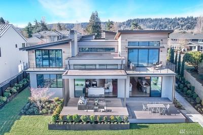 Bellevue Single Family Home Contingent: 17 Crescent Key