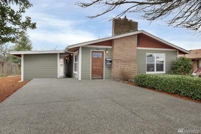 Auburn Single Family Home For Sale: 515 B St NE