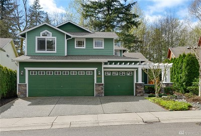 Lynnwood Single Family Home For Sale: 14402 24th Ave W