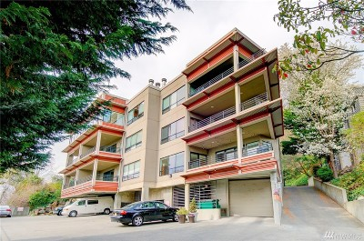 Condo/Townhouse For Sale: 620 W Mercer Place #1C