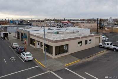 Moses Lake Commercial For Sale: 524 E Third Ave