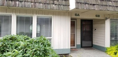 Everett Condo/Townhouse For Sale: 12600 4th Ave W #6A