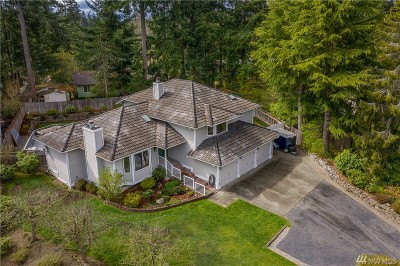 Edmonds Single Family Home For Sale: 23106 102nd Place W