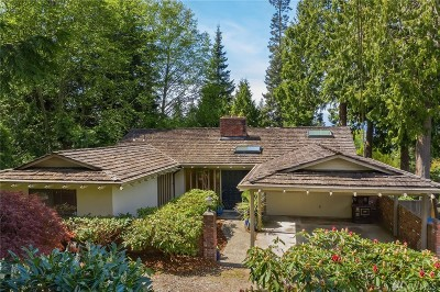 Edmonds Single Family Home For Sale: 9134 92nd Ave W