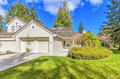 Port Ludlow Condo/Townhouse Contingent: 20 N Keel Wy