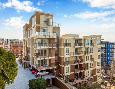 Condo/Townhouse Sold: 500 5th Ave W #203