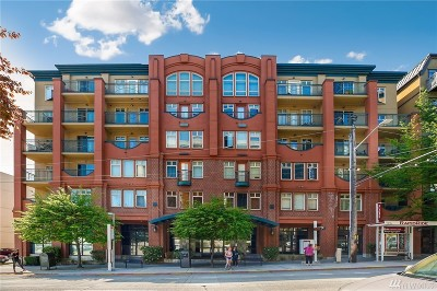 Condo/Townhouse Sold: 123 Queen Anne Ave N #404