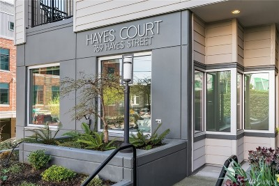 Condo/Townhouse Sold: 769 Hayes St #606