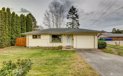 Bellingham Single Family Home For Sale: 1714 Alabama St