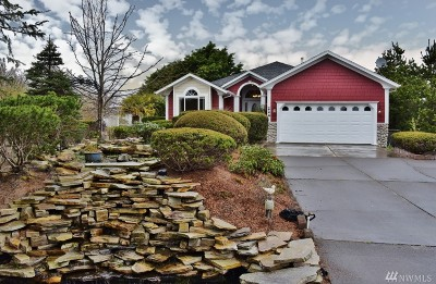 Grays Harbor County Single Family Home For Sale: 224 Muskrat Ct