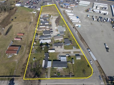Puyallup Residential Lots & Land For Sale: 5412 55th St E #A-N