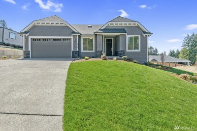 Steilacoom Single Family Home For Sale: 2708 Marietta St
