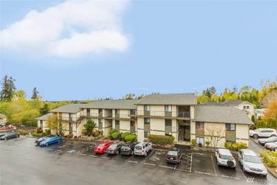 Lynnwood Condo/Townhouse For Sale: 15416 40th Ave W #58