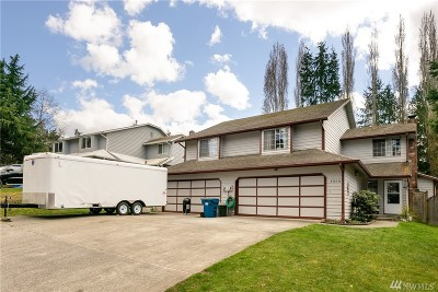 Lynnwood Multi Family Home For Sale: 4302 155th St SW #A&B