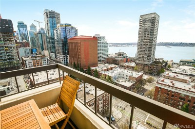 Condo/Townhouse Sold: 2201 3rd Ave #1902