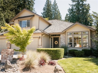 Issaquah Single Family Home For Sale: 24305 SE 47th St