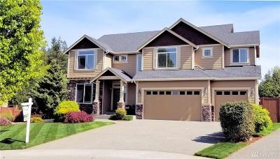 Bonney Lake Single Family Home For Sale: 12925 195th Av Ct E