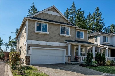 Maple Valley Single Family Home For Sale: 21029 SE 275th Ct