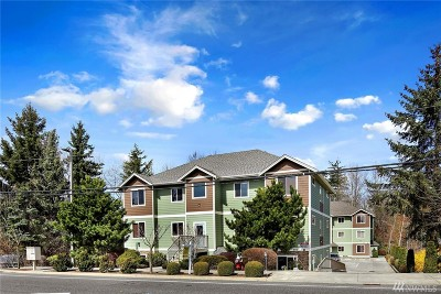 Bellingham Condo/Townhouse For Sale: 660 Telegraph Rd #102