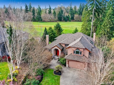Snohomish County Single Family Home For Sale: 20732 127th Ave SE