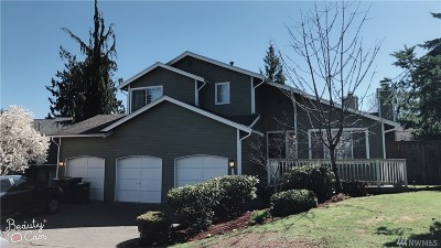 Sammamish Single Family Home For Sale: 1730 221st Place NE