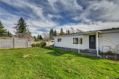 Blaine Single Family Home Pending: 4311 H Street Rd