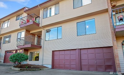 Seattle Condo/Townhouse For Sale: 10641 Glen Acres Dr S #10641