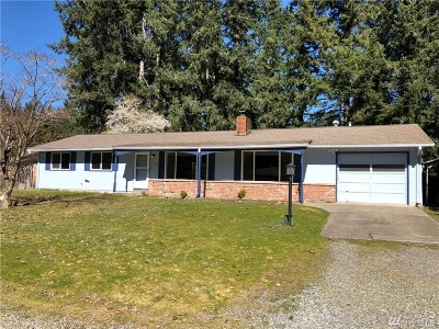 Lacey Single Family Home For Sale: 6902 33rd Ave SE