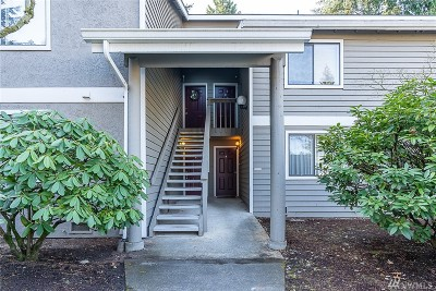 Kirkland Condo/Townhouse For Sale: 12611 NE 119th St #F2