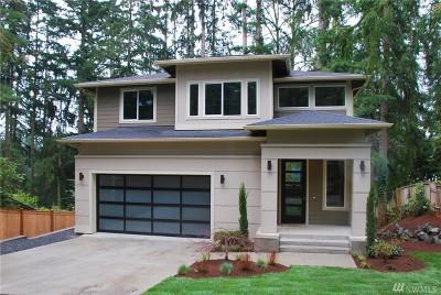 Shoreline Single Family Home For Sale: 19210 11th Ave NE