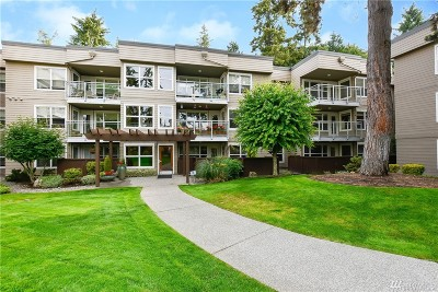 Edmonds Condo/Townhouse For Sale: 23015 Edmonds Wy #A309