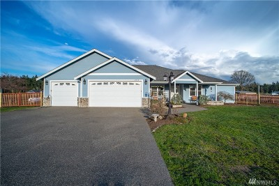 Yelm Single Family Home Pending: 12346 Maxvale Dr SE