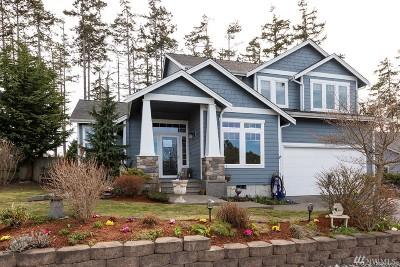 Oak Harbor Single Family Home Pending Inspection: 2074 SW Rock Rose Dr