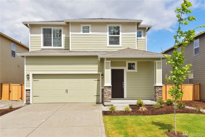 Puyallup Single Family Home For Sale: 11029 191st St Ct E