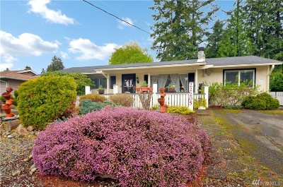 Mountlake Terrace Single Family Home For Sale: 22205 38th Ave W
