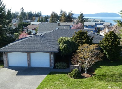 Anacortes Single Family Home Sold: 4406 Glasgow Wy