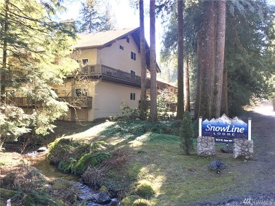 Glacier Condo/Townhouse Sold: 10433 Mt Baker Hwy #112A