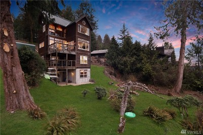 Gig Harbor Single Family Home For Sale: 195 Cedar Lane NW