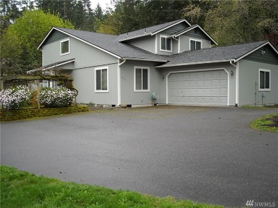 Gig Harbor Single Family Home For Sale: 5820 67th St NW