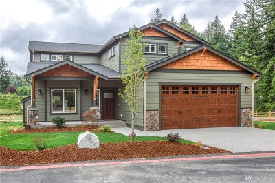 Poulsbo Single Family Home Pending: 2417 NE Dynasty Dr