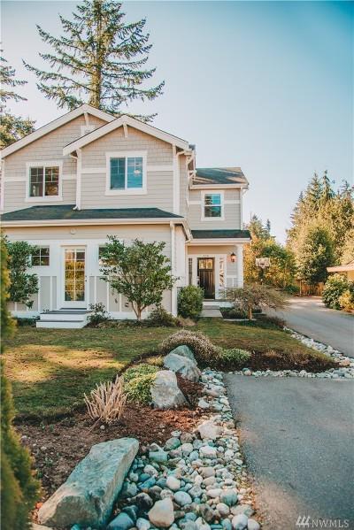 Shoreline Single Family Home For Sale: 539 N 200th St