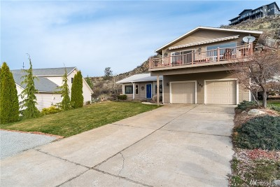 Chelan Single Family Home For Sale: 123 Fair Wy