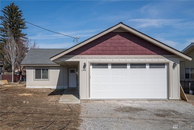 Chelan County Single Family Home For Sale: 1348 Holbrook St