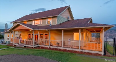 Skagit County Single Family Home For Sale: 13076 Buchanan Lane