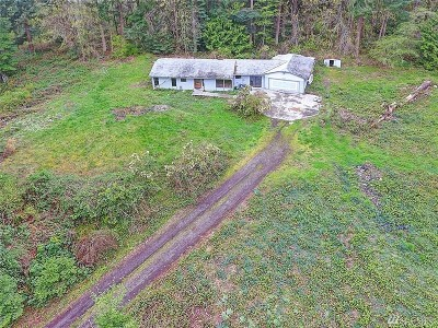 Camano Island Single Family Home For Sale: 3480 Shady Lane
